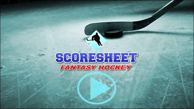 Scoresheet Fantasy Hockey Overview